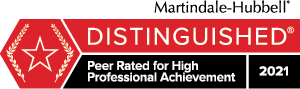 Distinguished-Martindale-Hubbell